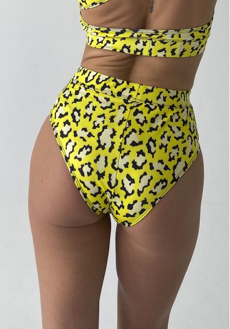 Шорты NIKA leo yellow